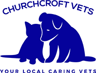 Churchcroft Veterinary Centre, Beeston, Nottingham Logo